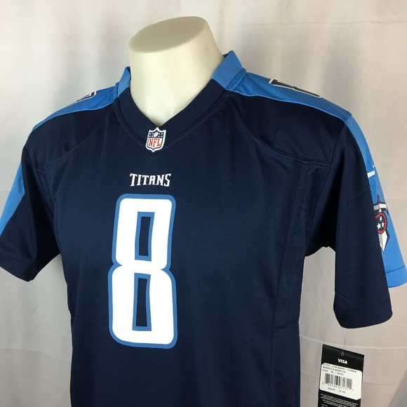 2cece957 Tennessee Titans Nike Youth Football Jersey NWT